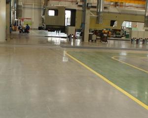 双组份混凝土密封固化剂地坪